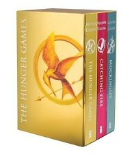 Suzanne Collins ~ The Hunger Games Trilogy, 3 Vols. 9780545791915