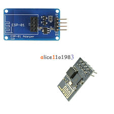 Serial ESP-01 ESP8266 Wi-Fi Adapter+Esp-01 Transceiver Send Receive LWIP AP+STA