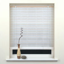 NATURAL ROLLUP ROLLER BLINDS *Many Sizes* Trimable