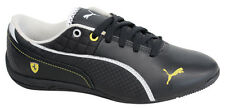 Puma Drift Cat 6 SF Black Lace Up Mens Leather Synthetic Trainers 305136 02 D94