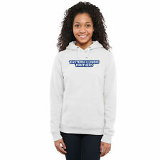 Eastern Illinois Panthers Women's White Classic Wordmark Pullover Hoodie
