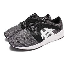 Asics Tiger Gel-Lyte Komachi Black White Women Fashion Running Shoes H7H5N-9001