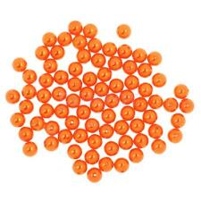 Glass Pearl Round Loose Beads 10mm Beading Kits Pack of 80pcs