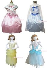 HALLOWEEN PARTY PRINCESS Character Girl Costume Kids Cosplay Clothing 6m -12yrs