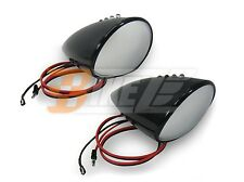 Mirrors Side Mirror Pair LED Turn Signal for Honda CBR 600RR 2009 2010 2011 2012
