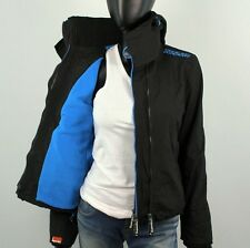 Superdry Arctic Windcheater Women's jacket black blue Size L / with For