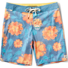 Reef Fields Mens Shorts Boardshorts - Blue All Sizes