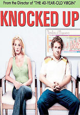 Knocked Up (DVD, 2007, Rated; Widescreen) Brand New Free Shipping!