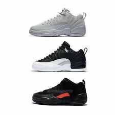 Nike Air Jordan 12 Retro Low BG XII Kids GS Women AJ12 Pick 1