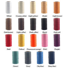 DIY Beading Jewelry Cord Wax Nylon String Findings Bracelet Thread Cord 260m 1mm