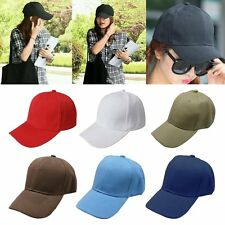 Fashion Unisex Women Men's Bboy Snapback Adjustable Baseball Cap Hip Hop Hats