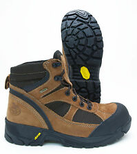 GEORGIA BOOT GBOT032 LEATHER WATERPROOF COMPOSITE TOE HIKER WORK BOOT