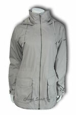 Columbia womens Omni Tech waterproof lightly insulated mid rain jacket Small S