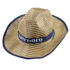 Summer Beach Outdoor Trilby Straw Wide Brim Cap Sun Hat for Men Lady