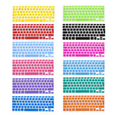 Silicone UK EU Keyboard Film Cover Protector for Apple Macbook Air 13""