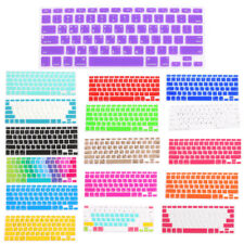 "Korean Silicone Keyboard Skin Cover for Apple Macbook Air 13""15""17"""
