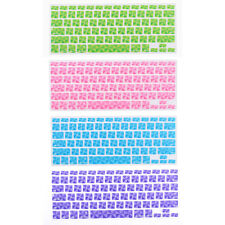 Soft Silicone Clover Pattern Protective Keyboard Skin Cover for 13 Inch Laptop