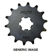 SUNSTAR Front Steel Sprocket 12T for OFFROAD SUZUKI PW80 1985