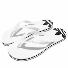 adidas Originals Adisun W White Black Women Sandal Thong Flip-Flop Sandal BB5105