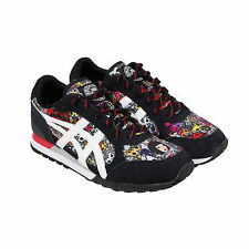 Onitsuka Tiger Tokidoki Colorado Eighty Five Mens Black Suede Sneakers Shoes