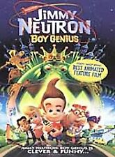 Jimmy Neutron: Boy Genius (DVD, 2002) WORLDWIDE SHIP AVAIL