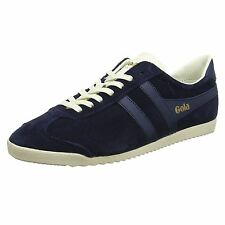Gola Classics Bullet Navy Off White Mens Retro Sneakers Trainers