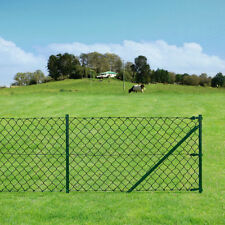 [pro.tec] Wire Mesh Fence Set Wire Mesh Garden Fence Fence Complete Wire Fence