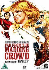 Far From The Madding Crowd (DVD 1960s British Film) Alan Bates Julie Christie