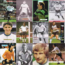 TOPICAL Times Football Annual A4 retro picture poster Derby County - VARIOUS