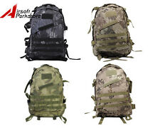 Tactical Airsoft US Army 3Day Molle Assault Backpack Hunting Hiking Bag 4Colors
