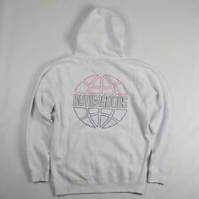 Butter Goods Commonwealth Outline Hood White