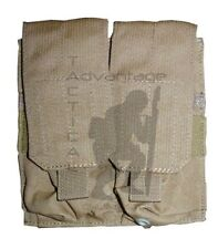 Eagle MOLLE 5.56mm Quad Mag Pouch - choice of coyote, khaki or multicam (OCP)
