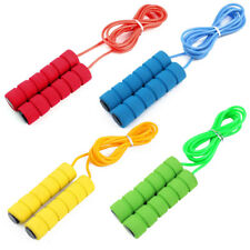 Sports Exercise PVC Training Adjustable Jumping Skipping Jump Rope 2.7M Long
