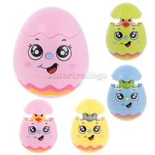 Kids Smiling Egg Surprise Toys Tumbler Toy Light Music Sound Toys Developmental