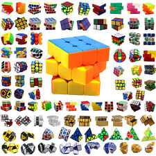 Cube Puzzle Magic Ultra-smooth Speed Twist Toy Game Education Kid Toy