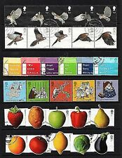 GB Stamps 2003 Commemoratives - Fine used (Multiple listing)