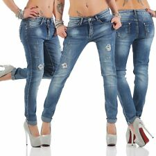 4587 Cool Ladies Skinny Jeans Trousers Stretch-Denim Skinny Jeans Sequin