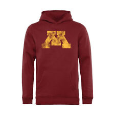 Minnesota Golden Gophers Youth Maroon Classic Primary Pullover Hoodie - College