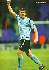 MCFC Manchester City Magazine football picture - VARIOUS (2)
