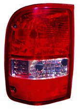 Tail Light Assembly Fits Ford Ranger Right