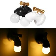 USB Rechargeable Water Tap Shape LED Night Light Sound Control Creative Lamp DY