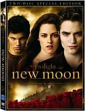 The Twilight Saga: New Moon (DVD, 2010, 2-Disc Set, Special Edition) Free Ship!