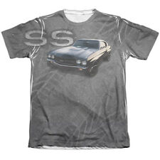 Chevy Muscle Chevelle Ss Mens Sublimation Shirt White