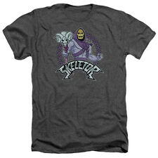 Masters Of The Universe Skeletor Mens Heather Shirt