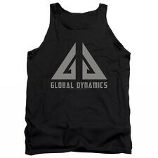 Eureka Global Dynamics Logo Mens Tank Top Shirt