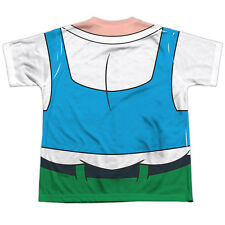 Family Guy Stewie Carrier (Front Back Print) Big Boys Sublimation Shirt White