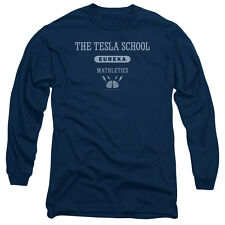 Eureka Tesla School Mens Long Sleeve Shirt