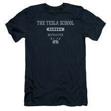 Eureka Tesla School Mens Slim Fit Shirt