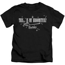 Bewitched Broomstick Little Boys Juvy Shirt