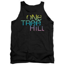 One Tree Hill Color Blend Logo Mens Tank Top Shirt